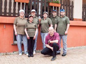 Küchen-Team Sachsenstube